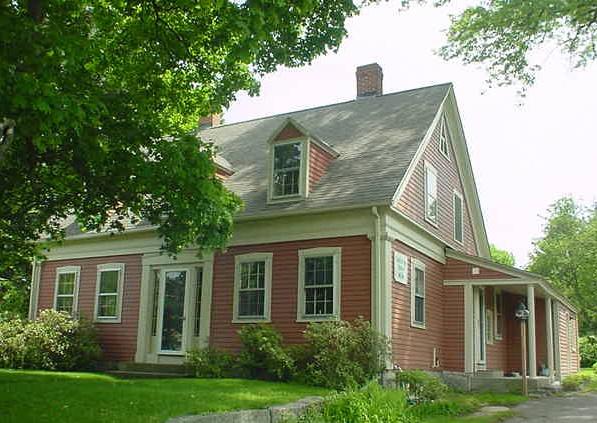 1000 Images About Antique Cape Houses On Pinterest