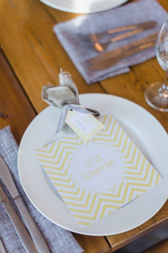 Оформление свадеб. Подарочек для гостей. Меню