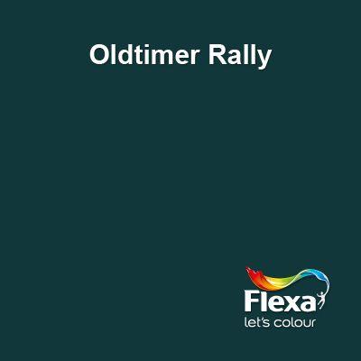 Flexa Creations kleur: Oldtimer Rally