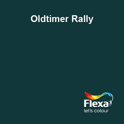 Flexa Creations kleur: Oldtimer Rally