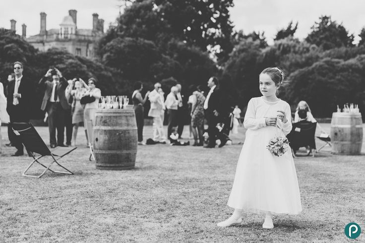 Creative Hampshire Wedding Photography At Pylewell Park By Photojournalist Paul Underhill