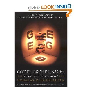 Godel, Escher, Bach: An Eternal Golden Braid, by Douglas Hofstadter, is the most profound book I have read in my entire life, and personally the most influential.