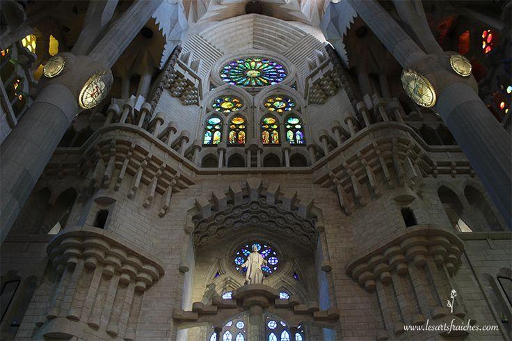 Sagrada Família III  #photography #europe #spain #barcelona #catalonia #homedecoration #homedecor #newhome #justmovedin #renovation #decoration #interior #furniture #art #architecture #style #design #gaudi #sagradafamilia #travel #inspiration