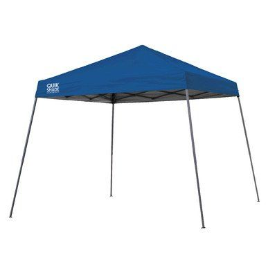 Quik Shade Expedition Instant Canopy, Royal Blue. For product & price info go to:  https://all4hiking.com/products/quik-shade-expedition-instant-canopy-royal-blue/