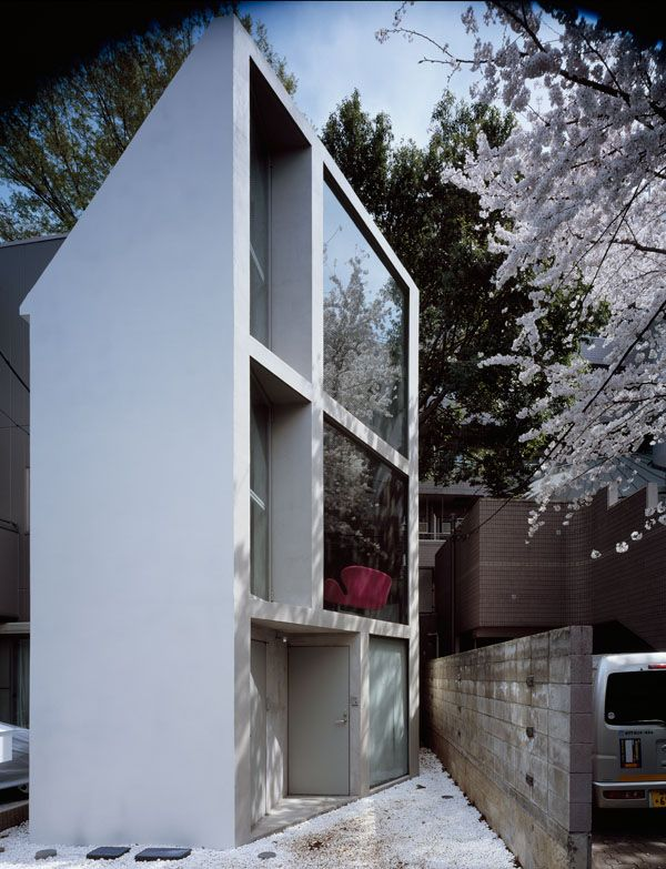 A small home office in Tokyo