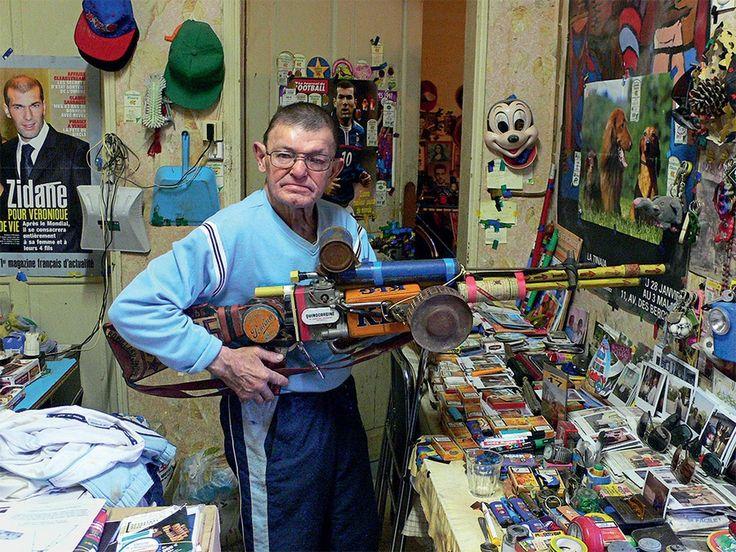 la Diagonale de l'art - Détruire la misère ! Robillard, le fils prodigue de l'art brut - Libération.fr