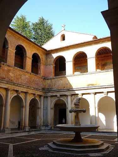 Padula is another stop on our way to Salerno: Certosa di Padula Campania #TuscanyAgriturismoGiratola
