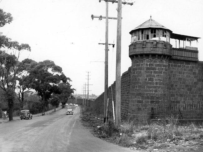 Pentridge Prison, Coburg