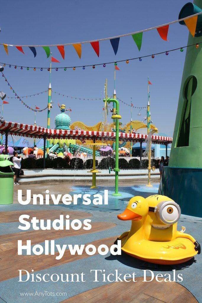 Universal Studios Hollywood Discount Tickets Any Tots Universal Studios Hollywood Universal Studios Tickets Hollywood Attractions