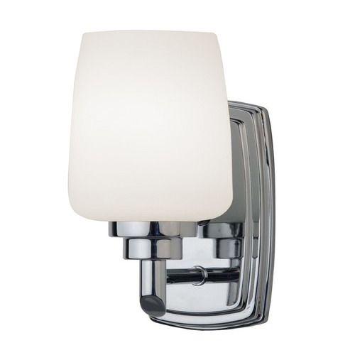 Polished Chrome LED Sconce | 461-26/10W LED | Destination Lighting