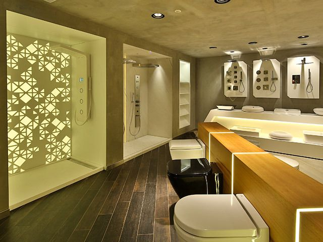 Bathroom Furniture Paris Showroom