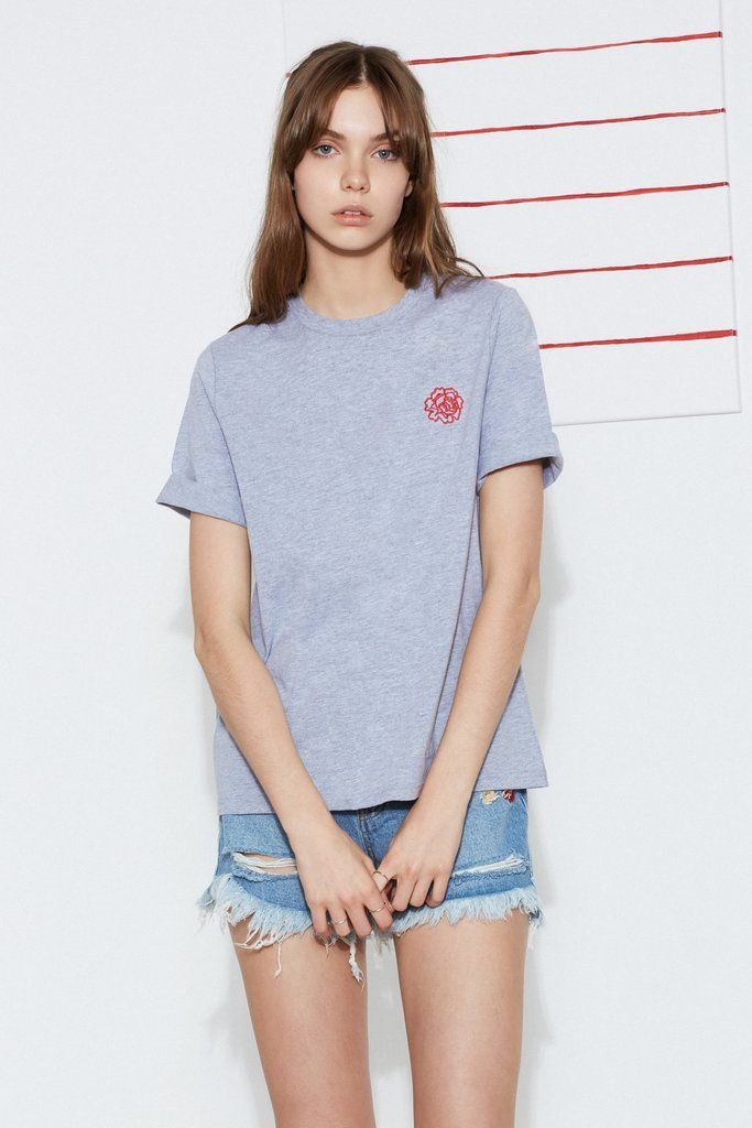 The Fifth Label - Tempo T-Shirt - Grey Marle