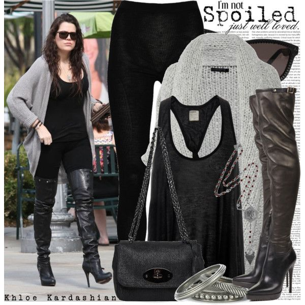 khloe kardashian outfit identifier | fashion look from November 2010 featuring summer tops, open front ...