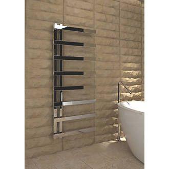 Kudox Astrillo Towel Rail 1150 x 500mm Chrome | Designer ...