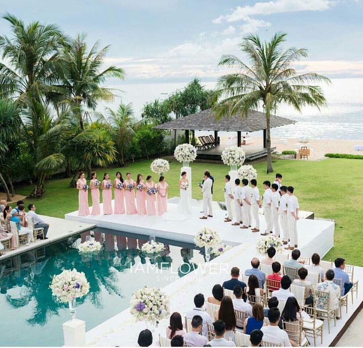 17 Best Images About Poolside Wedding On Pinterest Floating Candles Pool Candles And Backyard
