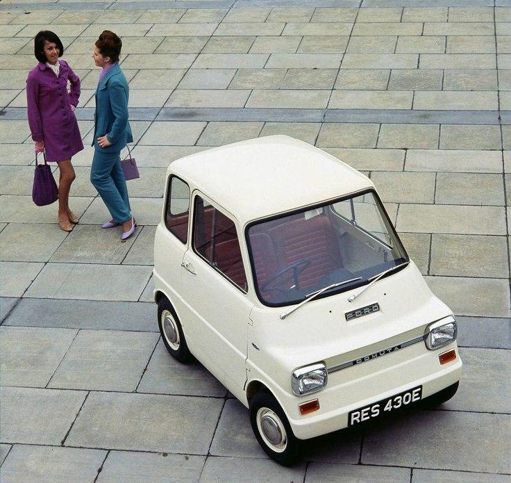 1967 Ford Commuta
