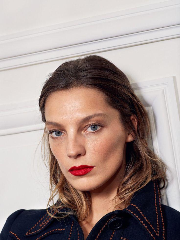 visual optimism; fashion editorials, shows, campaigns & more!: liberté de tons: daria werbowy by collier schorr for vogue paris may 2015