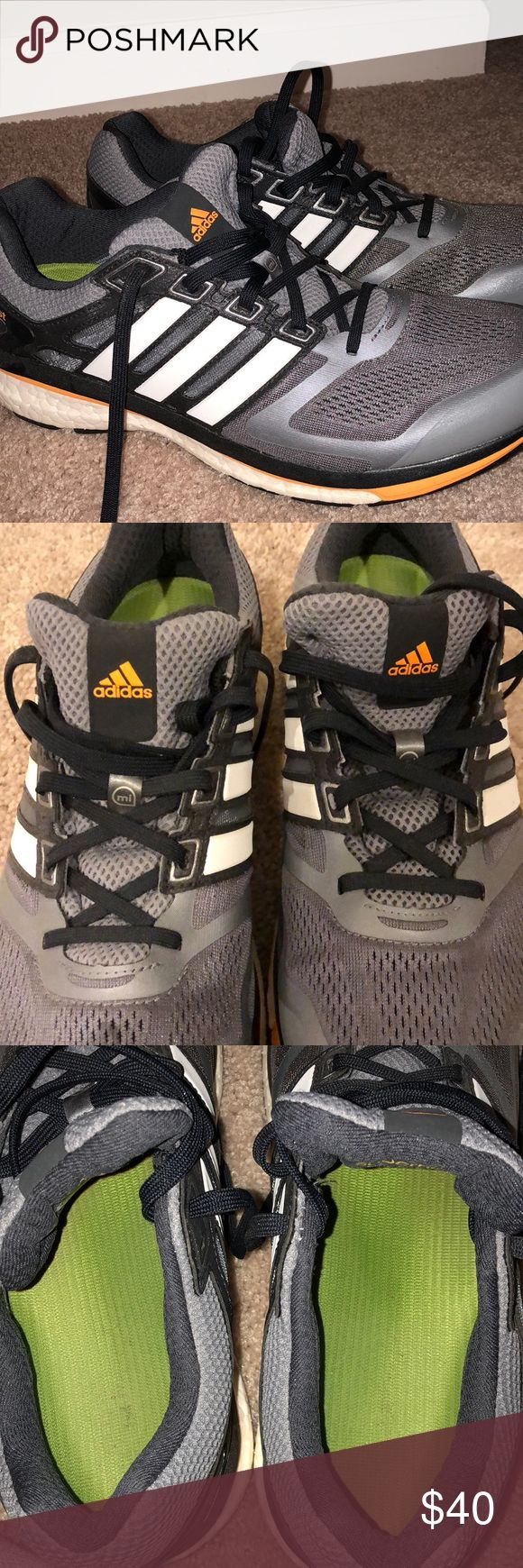 Adidas men's supernova glide boost Like new, men's Adidas soft sole golf shoes/tennis shoes. Very clean and only worn once or twice. Size 10.5 adidas Shoes Athletic Shoes