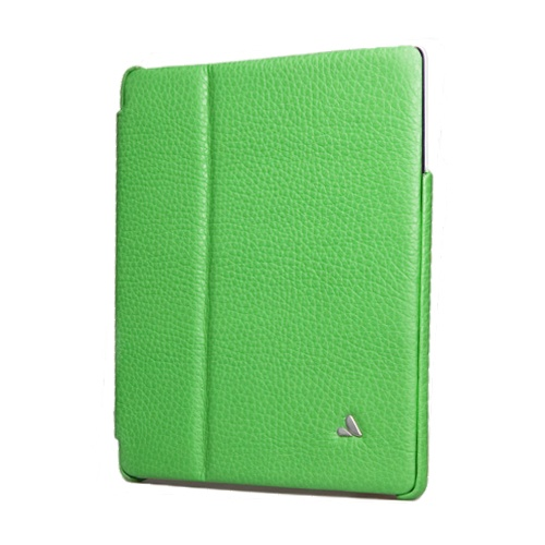 Vaja Libretto Leather Case Peppermint & Buttercup for new iPad