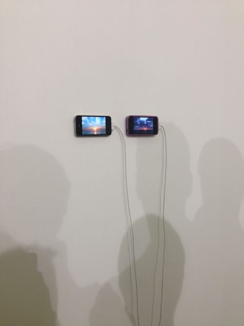 sculptores:  David Horvitz - The Distance of a Day (at Art Basel...