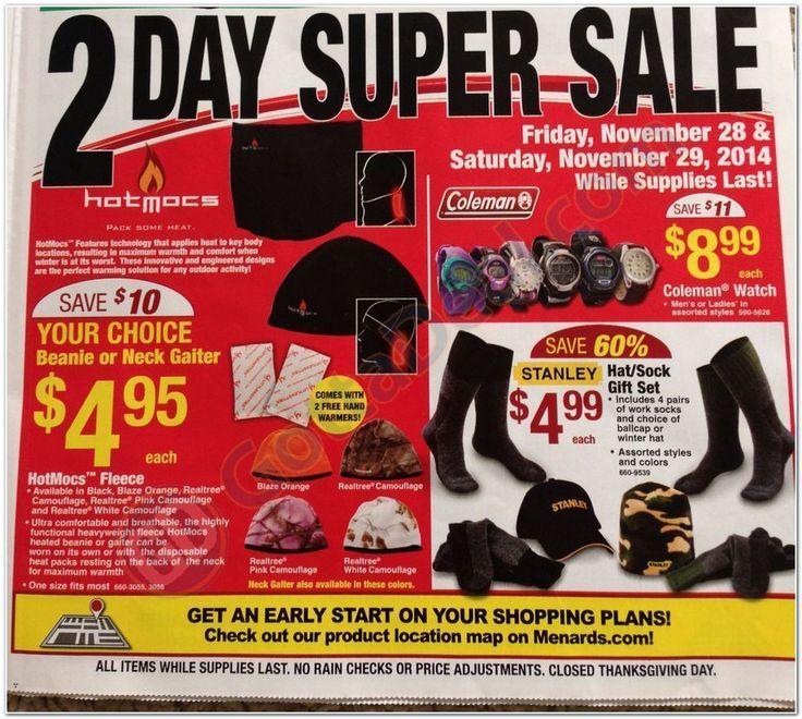 Menards Black Friday 2014 Ad Page 30