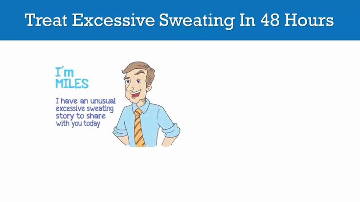 Hyperhidrosis Treatment - Excessive Sweating Treatment http://www.youtube.com/watch?v=3JAYx-nEvds