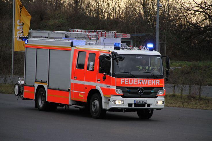 """""""Blau-Licht""""-Trainings für Einsatzkräfte im ADAC Fahrsicherheitszentrum Grevenbroich"""