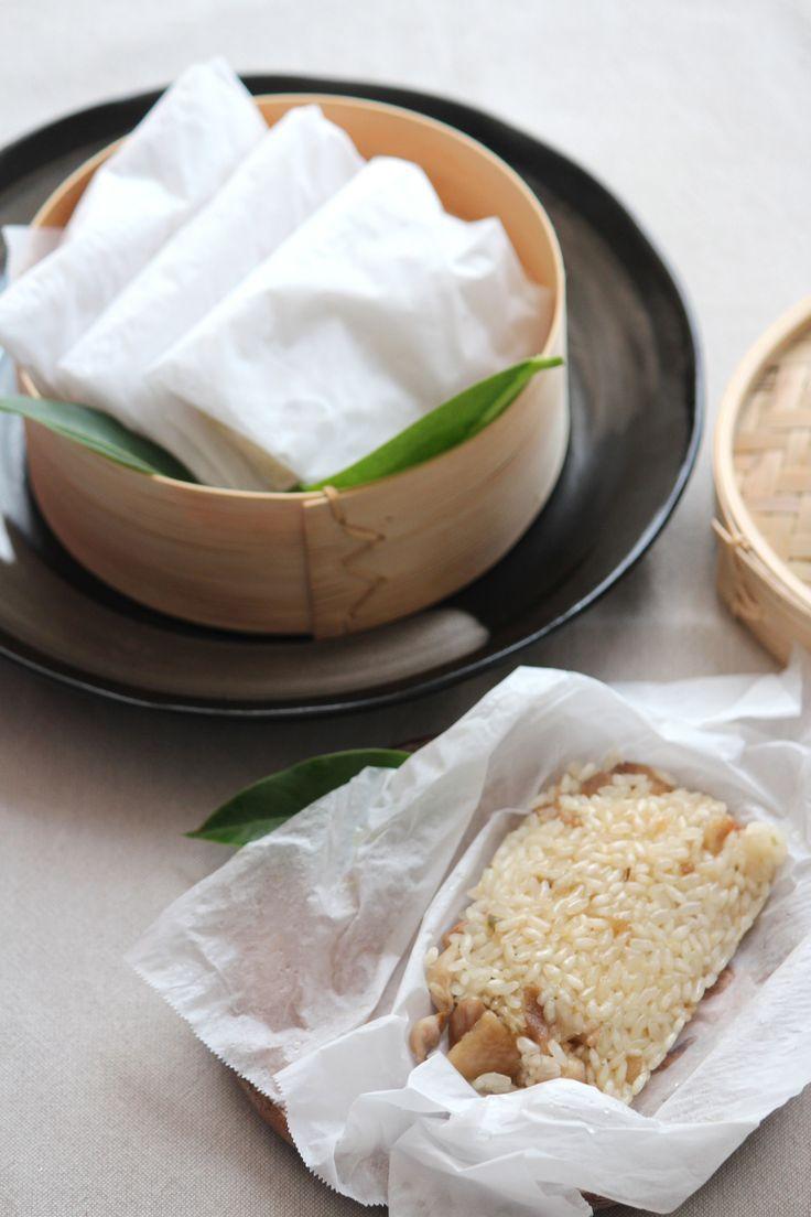 鶏のネギ塩中華ちまき by 栁川かおり   レシピサイト「Nadia   ナディア」プロの料理を無料で検索