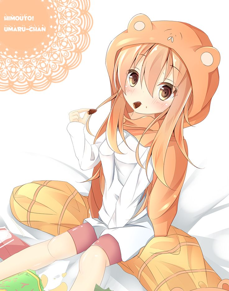 17 Best Images About Doma Umaru On Pinterest Himouto