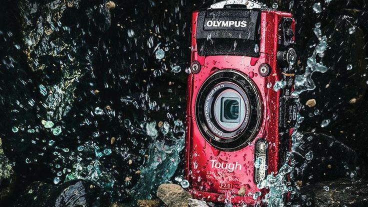These tough, weatherproof digital cameras are built to capture your outdoor adventures, both on dry land and underwater.