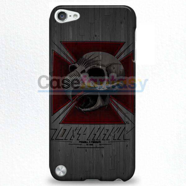 Tony Hawk Skateboard Skull Garden Logo iPod Touch 5 Case | casefantasy