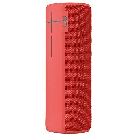Buy UE BOOM 2 by Ultimate Ears Bluetooth Waterproof Portable Speaker Online at johnlewis.com