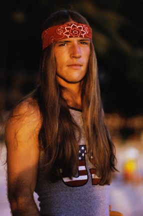 Mark Farner - lead singer Grand Funk Railroad