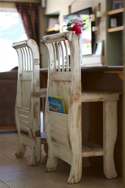 35 Ways to Repurpose Cribs (and Parts of Cribs)