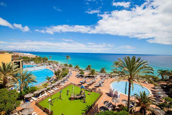 Hôtel SBH Club Paraiso Playa Costa Calma aux Canaries promo séjour pas cher Fuerteventura Ecotour prix promo séjour Ecotour à partir 499,00 €