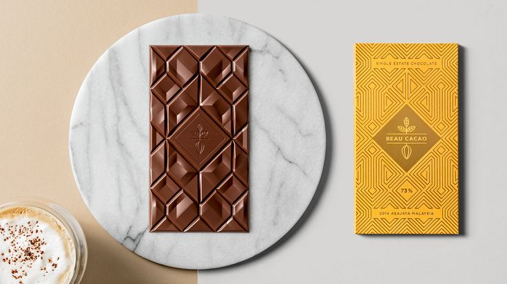 Beau Cacao on Behance