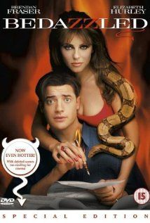 Another funny movie..Bedazzled - Brendan Fraser, Elizabeth Hurley. Be careful what you ask for.