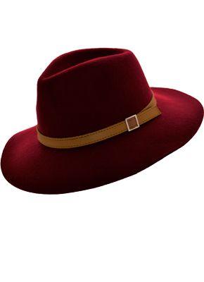 Sombrero Australiano fieltro Unik