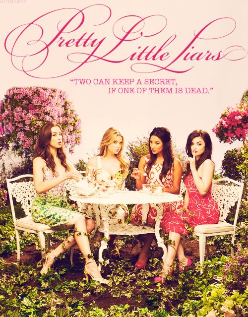 Pretty Little Liars is my favorite TV show. It is on every Tuesday at 8 on ABC Family. I watch every episode on time. I can not miss it. I go crazy when I have to miss it. TV has become a huge part of people's every day lives. Even if we are just watching movies. This is how we find out whats going on in the world. Our TV shows help us think about things as well.