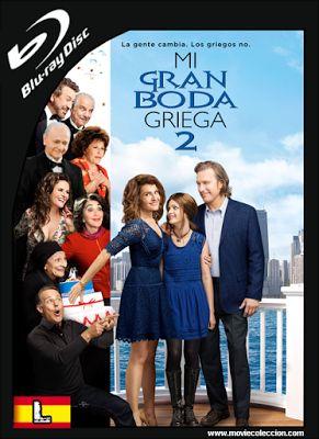 Mi Gran Boda Griega 2 2016 BRrip Latino ~ Movie Coleccion