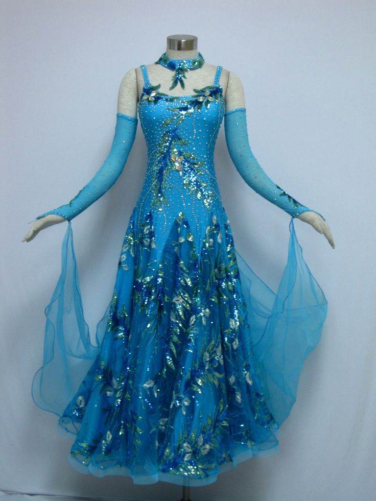 Creative dance dresses dresses pinterest ballroom for How to match jewelry with prom dress