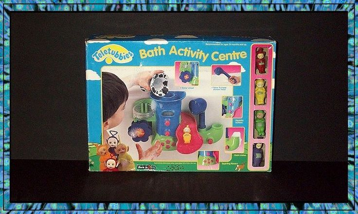 """Tune Up Shops >> Born To Play """"Teletubbies"""" Bath Activity Center 