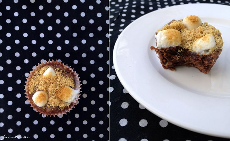 S'more brownie bites: Deliciously Sweet, Desserts, Brownies Bars, Sweet Treats, Brownie Bites, Giada S Recipes, Comfort Food, Favorite Recipes