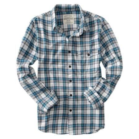 Camisa Manga Larga Para Hombre Leñadora Aeropostale $ 68000 - ONLYBRANDBTA