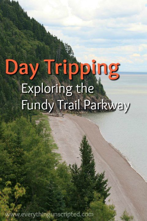 "Day Tripping - Fundy Trail Parkway The Fundy Trail Parkway is the perfect spot for families with any age children. There are hiking, biking and auto routes, making this ideal for anyone to enjoy. We went and explored a few trails, down to waterfalls, across the suspension bridge and also drove the length of the … Continue reading ""Day Tripping – Fundy Trail Parkway"""