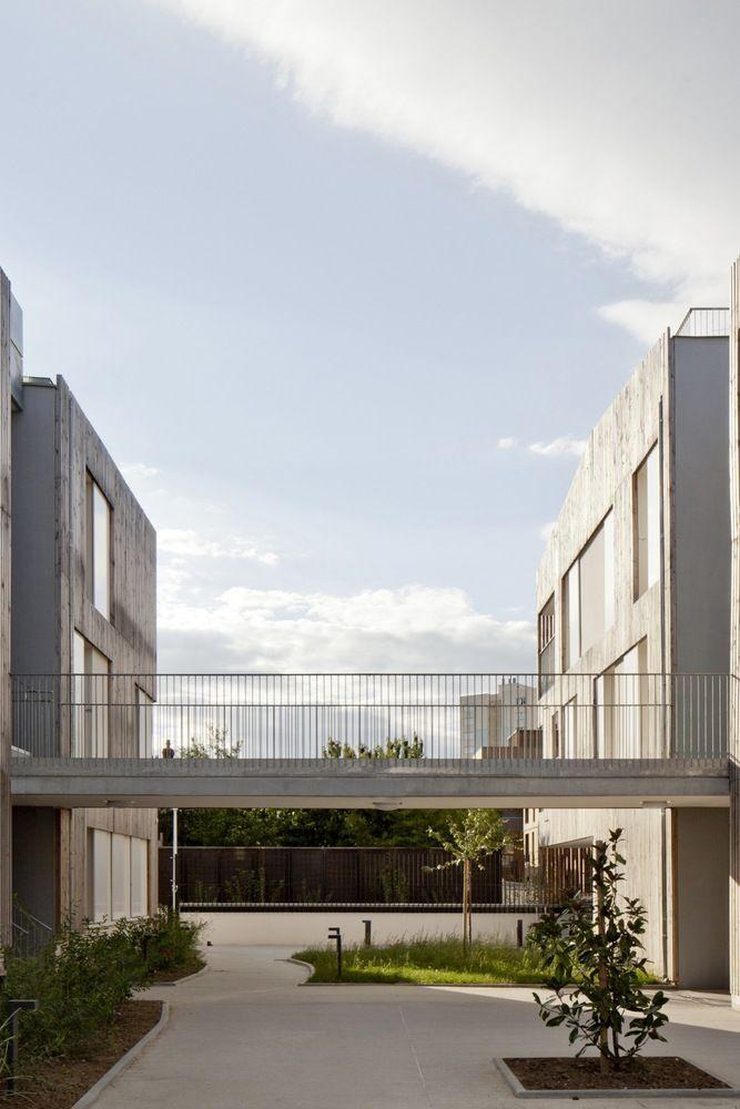 Gallery of Nanterre Co-Housing / MaO architectes + Tectône - 7