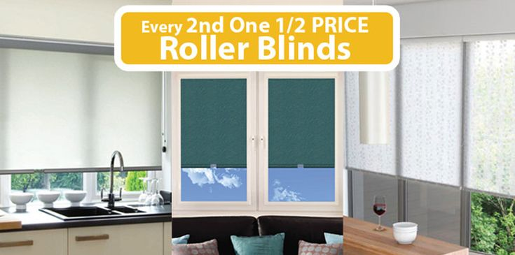 #ApolloBlinds  Apollo Blinds Roller Blinds, the most affordable and fashionable interior blind solution. From January 29 (3 weeks) every 2nd roller blind is ½ price! Contact us to book this special price & get a free in-home measure & quote sales@apolloblinds.com.au / call us 132 899
