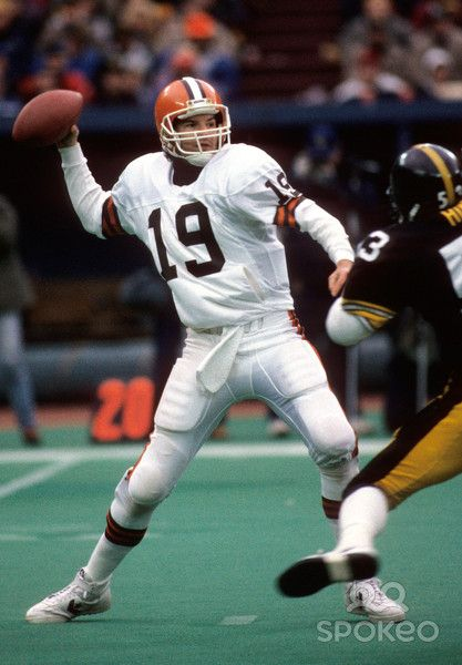 Bernie Kosar was starting to wear down, as his best years were behind him, but 1989 was his last hurrah.