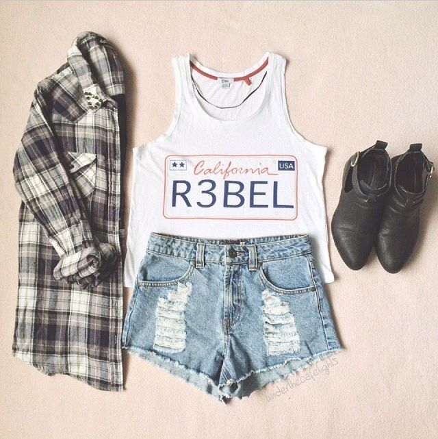 Rebel outfit
