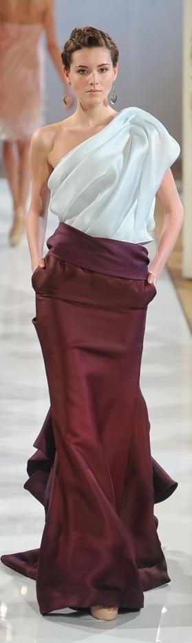 Christophe Josse Spring 2012 Haute Couture